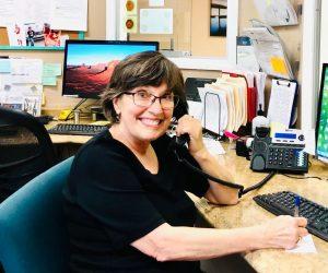 Teresa-Front Desk